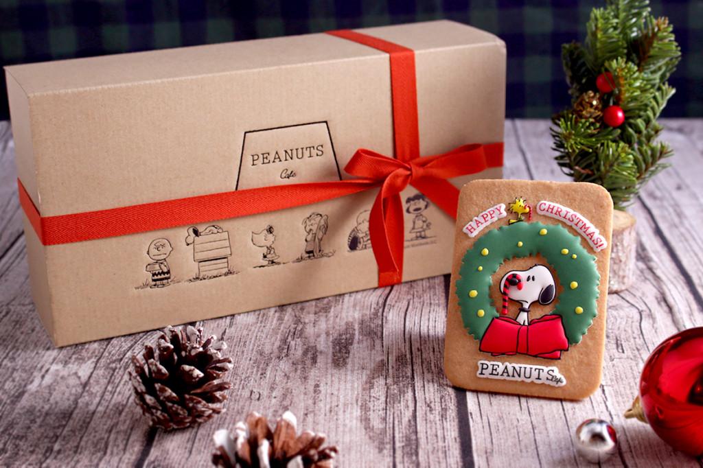 PEANUTS Cafe オリジナルクッキーBOX
