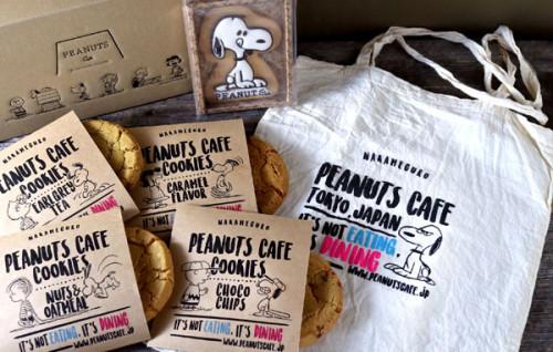 「PEANUTS Cafe」では、8月10日のスヌーピーのバースデーに合わせて、8月8日(月)より、 限定ボックスを数量限定で販売いたします。