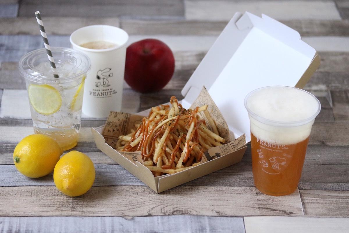 中目黒「PEANUTS Cafe」お花見にぴったりのテイクアウトメニューが新登場します!