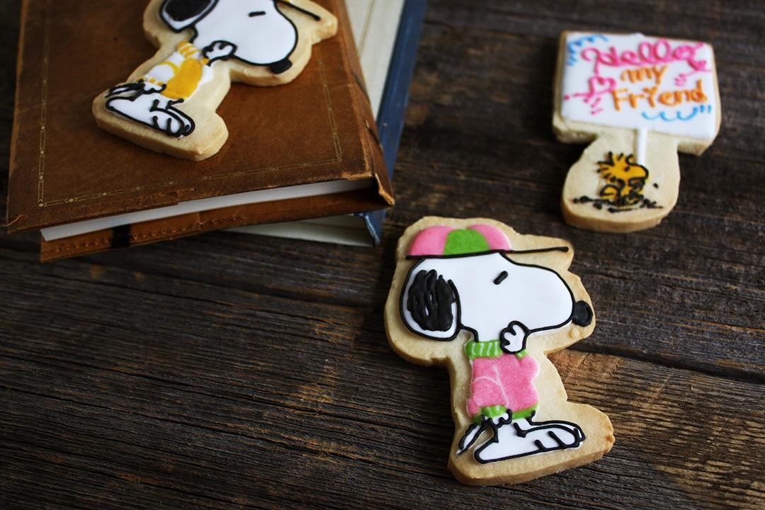 """8月30日(水)、中目黒「PEANUTS Cafe」で""""スヌーピーたちのアイシングクッキーをつくろう!""""ワークショップ開催!"""