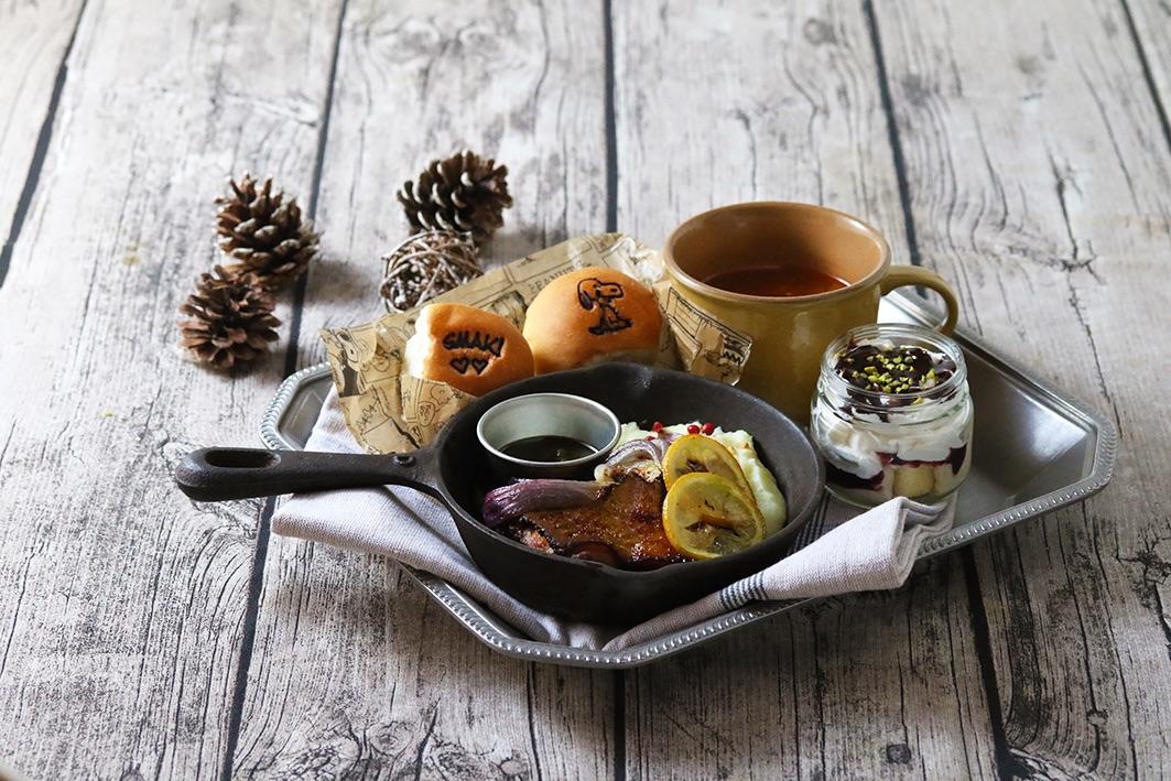 クリスマス限定メニューが11月1日(水)から新登場!