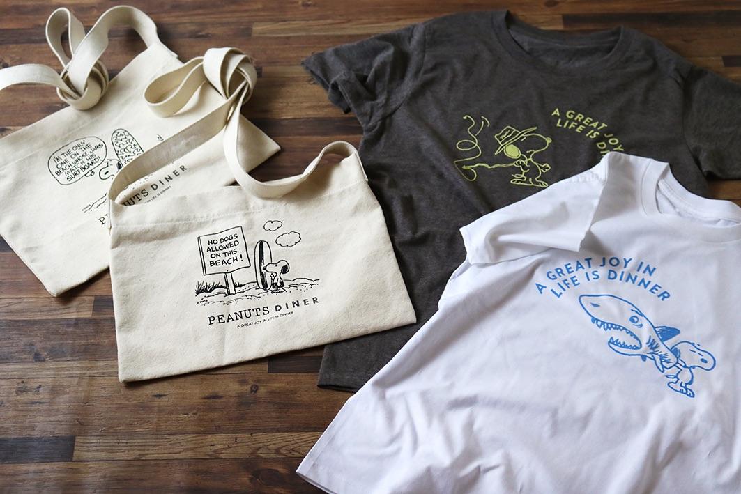 オリジナルTシャツ/サコッシュバッグ