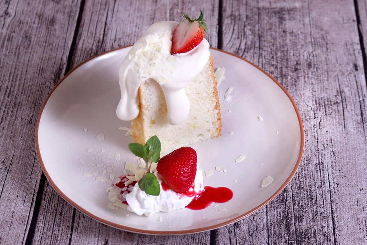 ハリエットのエンジェルフードケーキ/PEANUTS Cafe