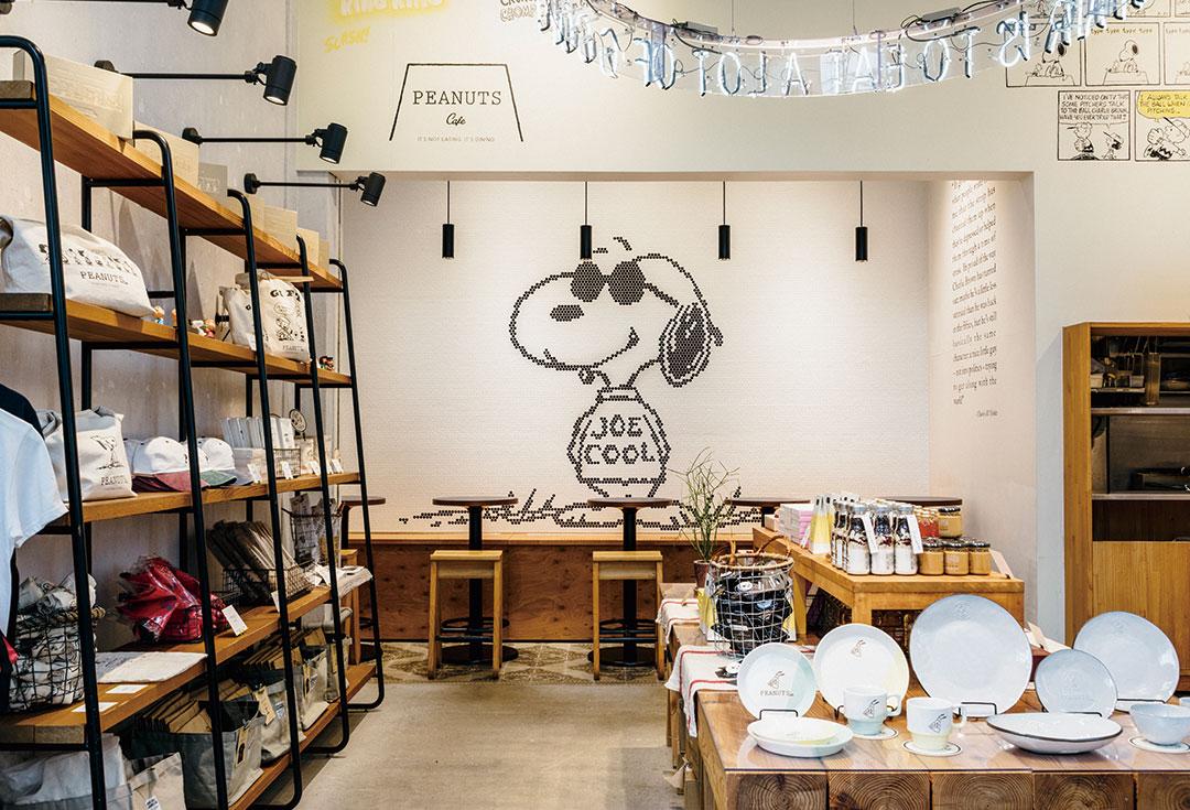 PEANUTS Cafe / ピーナッツ カフェ 中目黒店舗