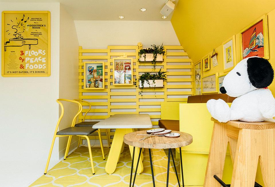 PEANUTS Cafe パーティープラン・BIRTHDAY PLAN イメージ
