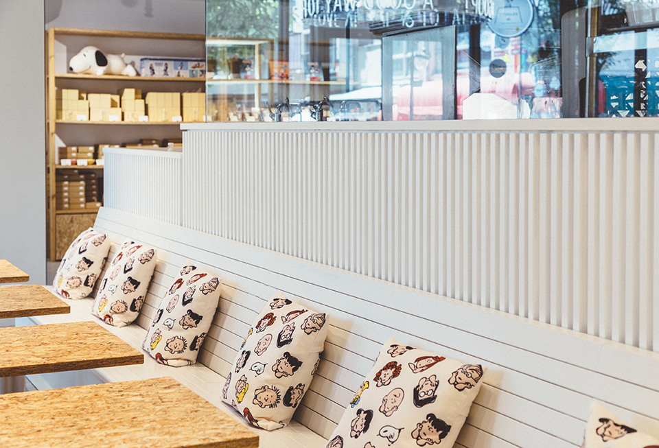 PEANUTS Cafe サニーサイドキッチン イメージ