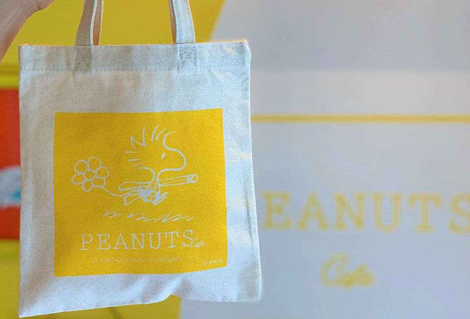 PEANUTS Cafe ウッドストック ルーム