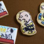 スヌーピーとチャーリー・ブラウンのアイシングクッキーワークショップ