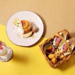 「PEANUTS Cafe SNOOPY MUSEUM TOKYO」よりスヌーピーミュージアムの新企画展『スヌーピーと、きょうだい。』と連動したメニューが登場!
