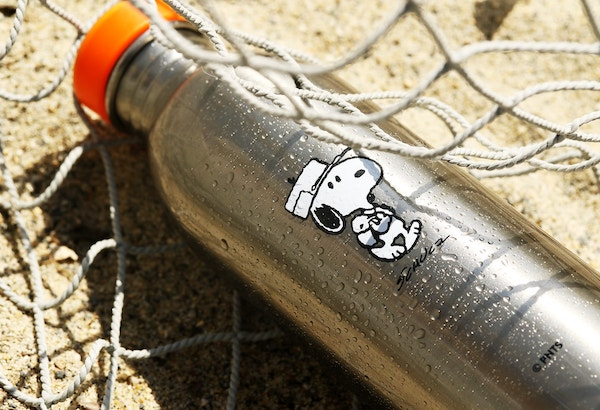 """24BOTTLESコラボアイテム!環境保全を提唱するイタリアのデザインブランド""""24ボトルズ""""とのコラボレーションボトルが登場!"""