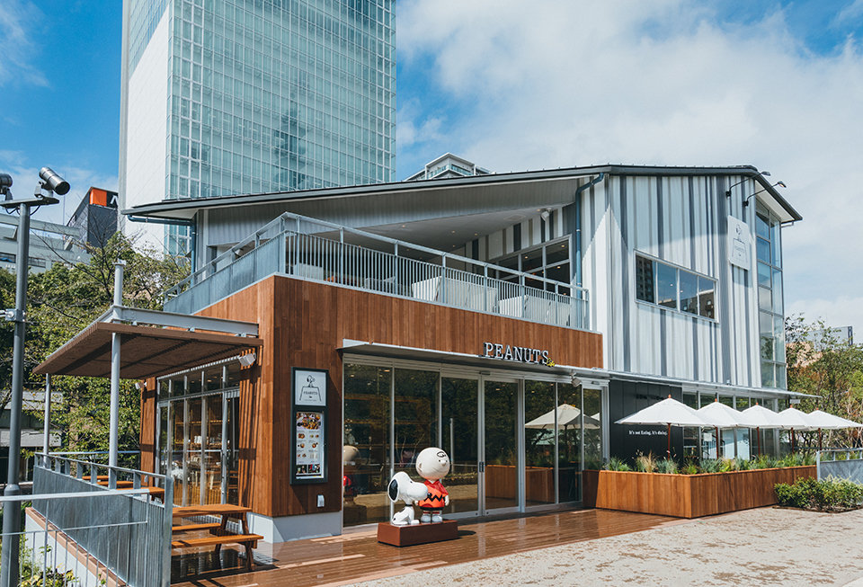 PEANUTS Cafe 名古屋 イメージ