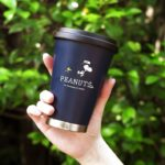 「PEANUTS Cafe×thermo mug」コラボタンブラー